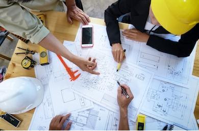 Contratação de serviços de engenharia e de arquitetura